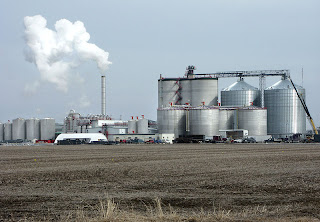 Ethanol production provides both direct jobs and indirect jobs with supporting industries