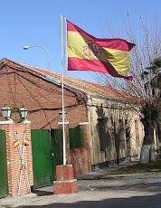 Bandera de la Escuela y de todos los españoles