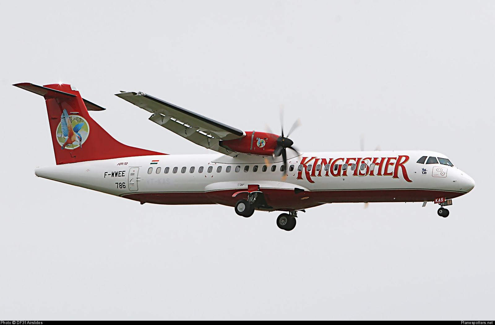 Fashions Era Kingfisher Airlines