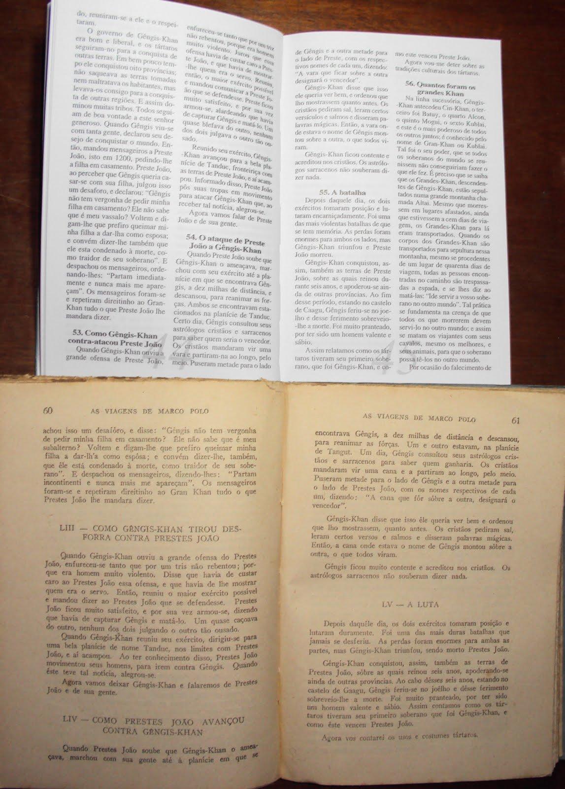 No gosto de plgio agosto 2010 atualizao em 16212 obs estes so apenas alguns exemplos a ttulo ilustrativo extrados de um extenso cotejo feito entre as tradues fandeluxe Choice Image