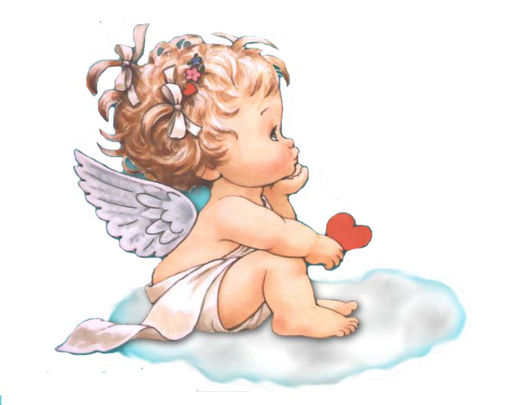 Imagenes angelitos de amor - Imagui