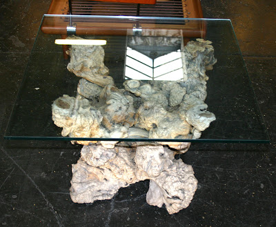 Janus Home A Fantastic Pair Of Burl Root Tables With An