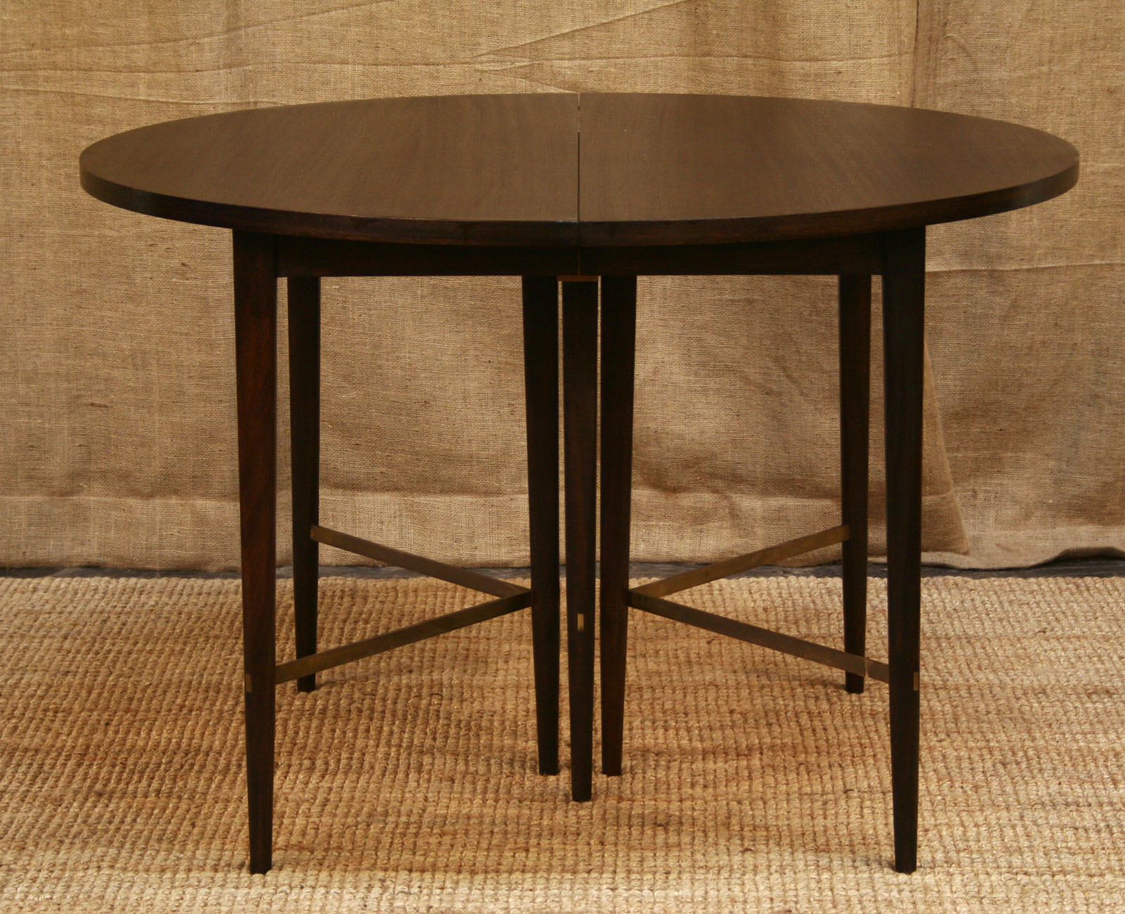 This dining table by Paul