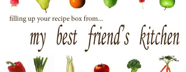 My Best Friend's Kitchen