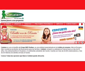 promociones en argentina promos cetelem. Black Bedroom Furniture Sets. Home Design Ideas