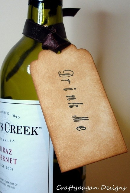 wedding souvenir tag