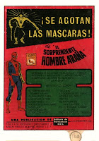 Iron Man 8 La Prensa 1969 contratapa