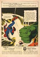 titulo de El Fabuloso Hombre Araña, El Tony 227