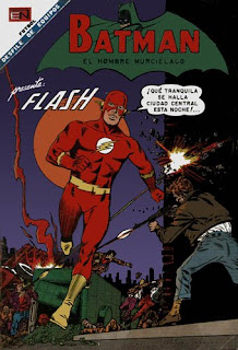 Batman Nº436 presenta Flash, Novaro
