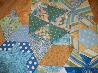 Paper Panache--Free Beach Ball Paper-Pieced Patterns