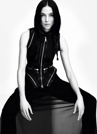Givenchy Spring 2010 Ad Campaign foto