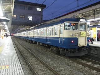 武蔵野線 快速むさしの号 115系