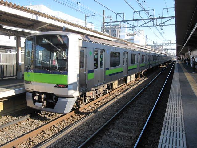 都営地下鉄新宿線 通勤快速 岩本町行き (臨時運行)