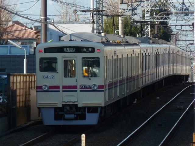 京王電鉄 各停 高尾山口行き5 6000系 引退
