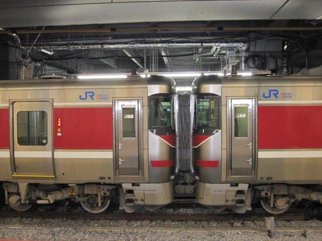 特急 はまかぜ4号 大阪行き キハ189系