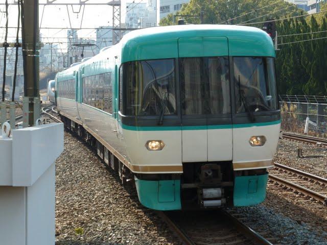 特急 オーシャンアロー8号 京都行き 283系