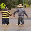 Χέρι βοήθειας προς τους πλημμυροπαθείς του Κουήνσλαντ