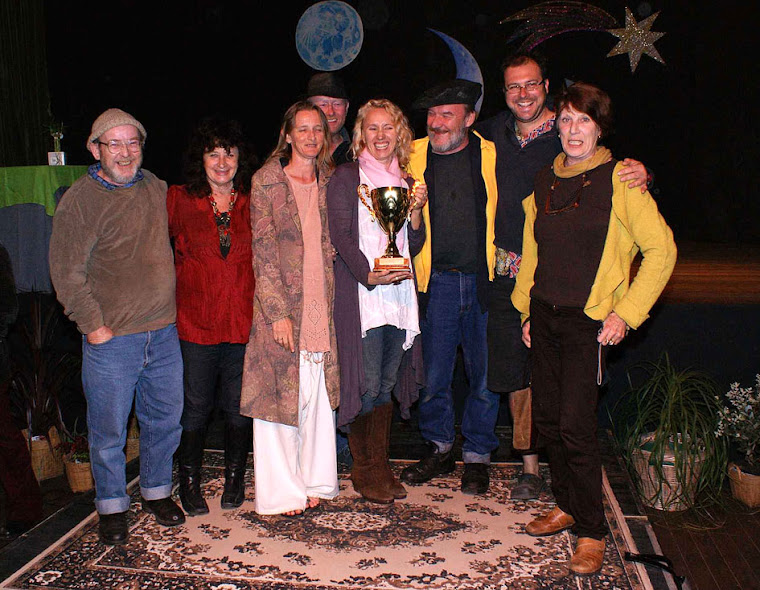 Bellingen Poets in Nimbin 2010