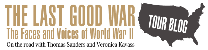 The Last Good War - Tour Blog