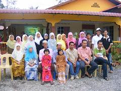 Keluarga Hjh Tumirah & Hj Maulani