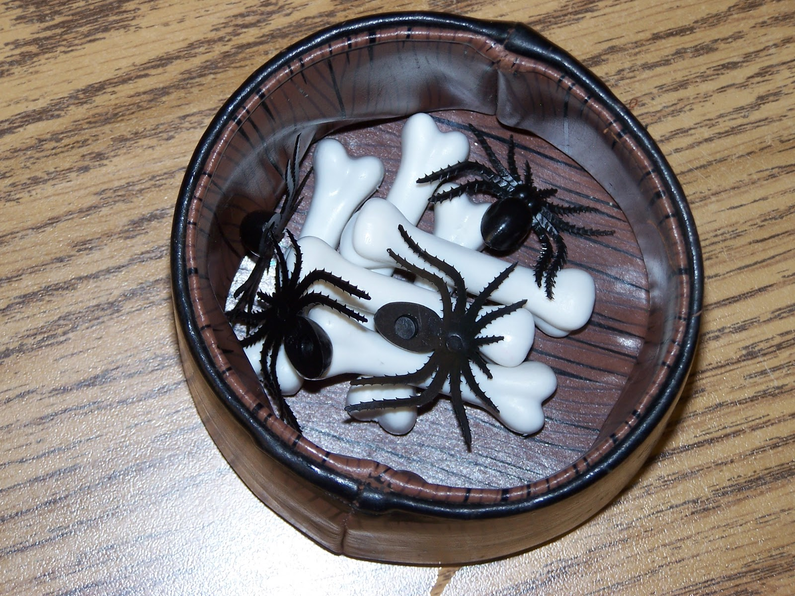 learning and teaching with preschoolers spider math