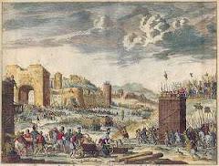 Ejercito de Tito en Jerusalen