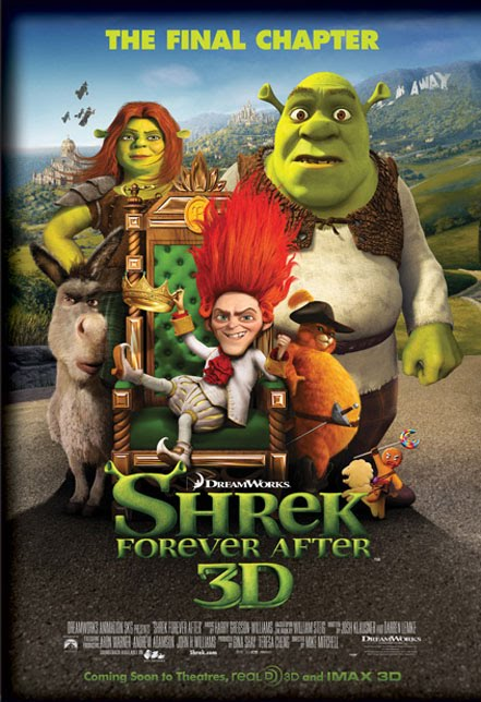 write essay shrek