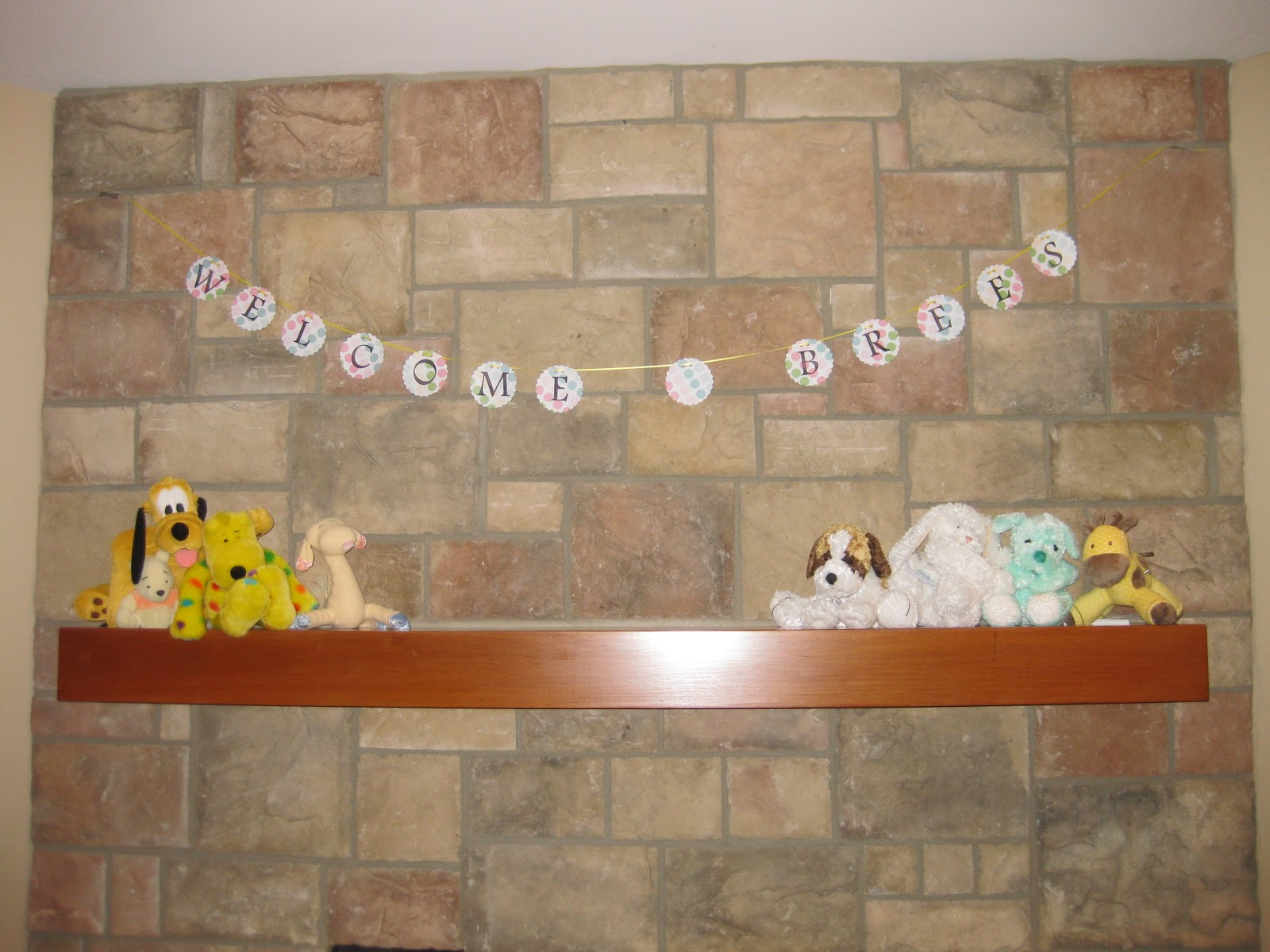 the shower was held at beth and marty 39 s house tom 39 s sister and