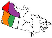 Canadian Provinces Visited In New RV