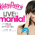 Katy Perry's Concert Posponed