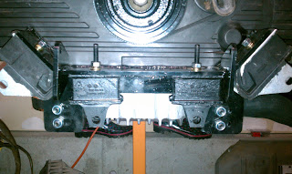 1979 Vw Westfalia Campmobile Deluxe Engine Installation
