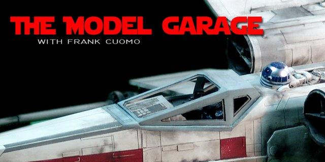The Model Garage