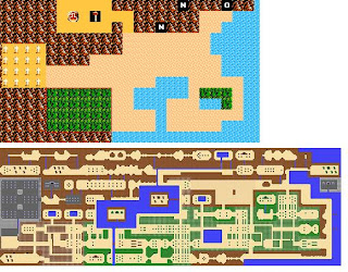 8-Bit City: A 20 Year Old Zelda II Easter Egg on minish cap map, spirit tracks map, skyward sword map, castlevania map, warcraft ii map, metal gear map, metroid ii map, link ii map, oracle of ages map, twilight princess map, diablo ii map, super mario map, four swords adventures map, phantom hourglass map, majora's mask map, oracle of seasons map, wind waker map, dragon quest 2 map,