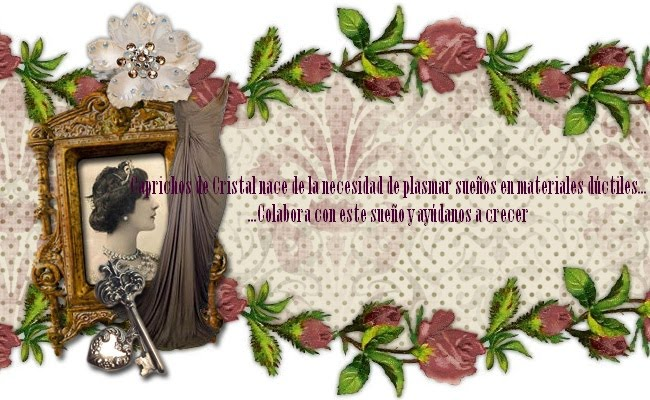 CAPRICHOS DE CRISTAL by AÍDA PINAZO