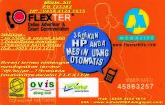 Contoh Kartu Flexter/Hak Usaha