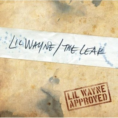 Lil Wayne The Leak V. Wayne - The Leak EP[/size]