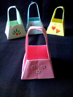 nits arts and crafts tiny paper bags