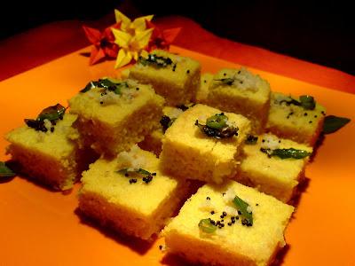 Gujarati Recipes In Gujarati Language Gujarati Khaman Dhokla Recipe