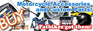 motorcycle accessories and custom parts