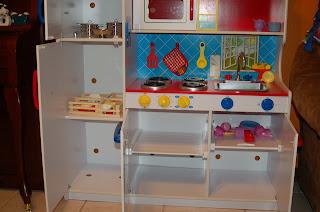 Kidkraft Deluxe Let S Cook Kitchen