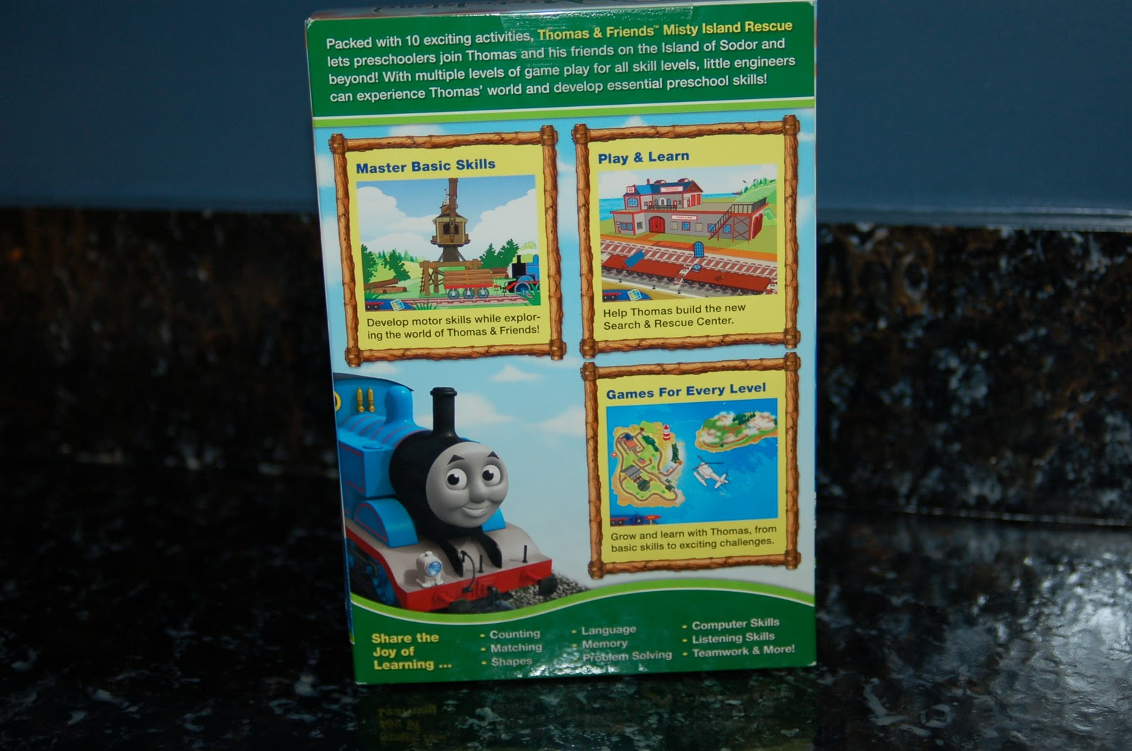 My Son Absolutely LOVED This Game Throughout The Computer There Are Video Clips Of Thomas His Friends Showing Little Mini Movies Which Were A Real