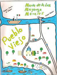 """Portada del libro """"Pueblo Viejo"""""""