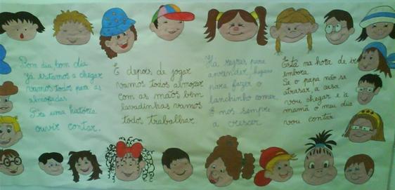 ideias para trabalhar no jardim de infancia:VERDE HORIZONTE on-line: O Jardim de Infância de Mação