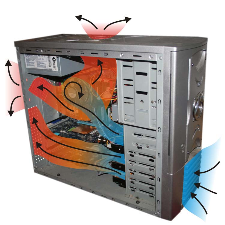 pc maintenance should include not only software running virus and ...