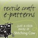 Stitching Cow