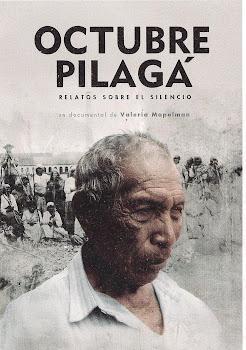 OCTUBRE PILAGA - relatos sobre el silencio