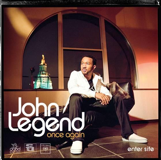 John Legend Album Discography