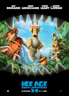 ice age 3,buaya film