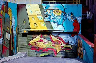 New Graffiti Wallpaper 2011