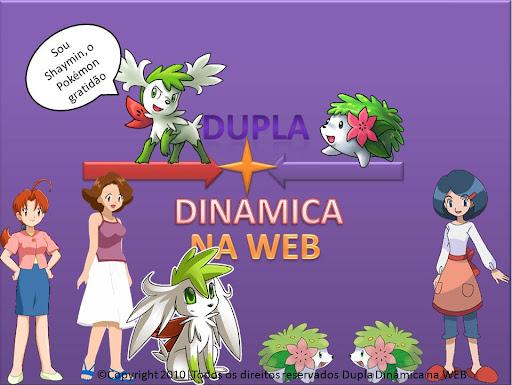 Dupla Dinamica na WEB